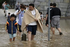 Climate-related Disasters Impacted Rich And Poor Nation