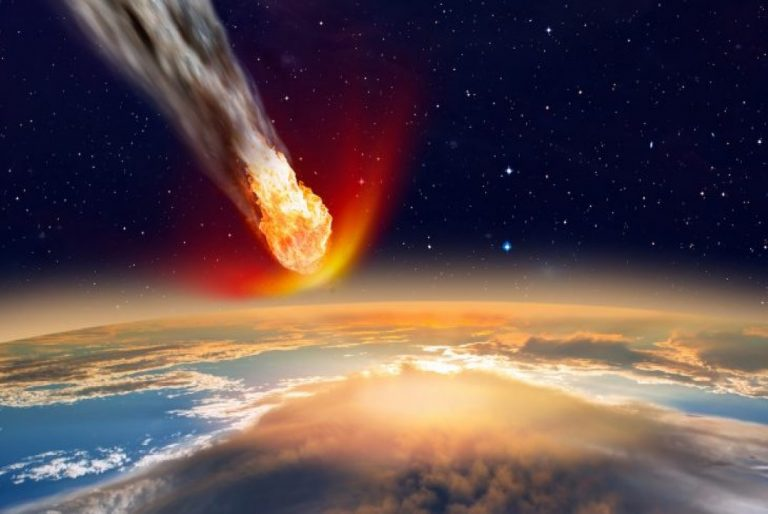 MIT Develops The Best Way To Deflect An Earth-Bound Asteroid