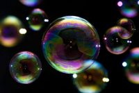 Revealing The Physics Behind The Soap Bubble Burst