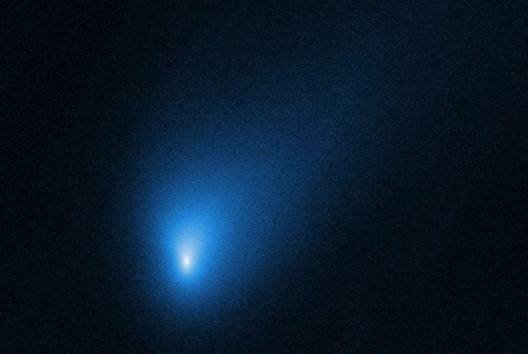 Astronomers Believe Interstellar Comet Borisov Is Breaking Apart