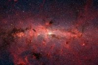 Milky Way May Have Been Crushed By Ancient Magnetic Fields