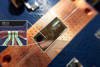 Silicon Quantum Bits Establish Long-distance Relationshipyour Text Here To Convert Case