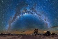 A Huge Stream of Flowing Stars Is Evidence of The Milky Means's Violent Historical past