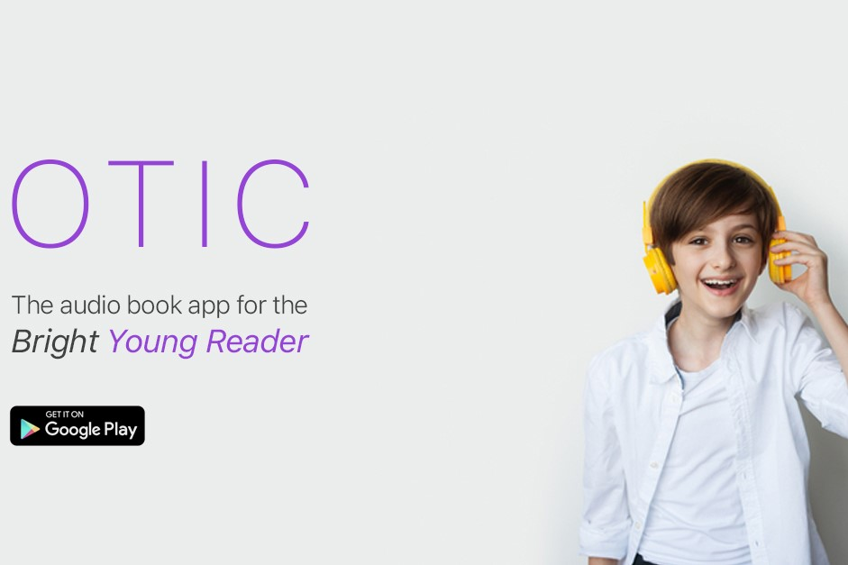 OTIC- A Wonderful Collection of Audio Books Focussed on Young Readers