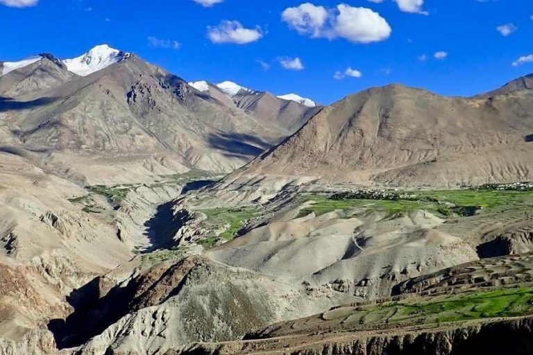 Series of impacts formed Himalayas -New Study